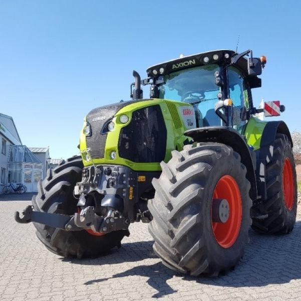 Claas Axion 850 Cebis Traktor Baujahr 2017 264 Ps 6 Zylinder Motor 40 Km H Hochstgeschwindigkeit Lastschaltgetriebe Allra Claas Traktor Traktor Traktoren