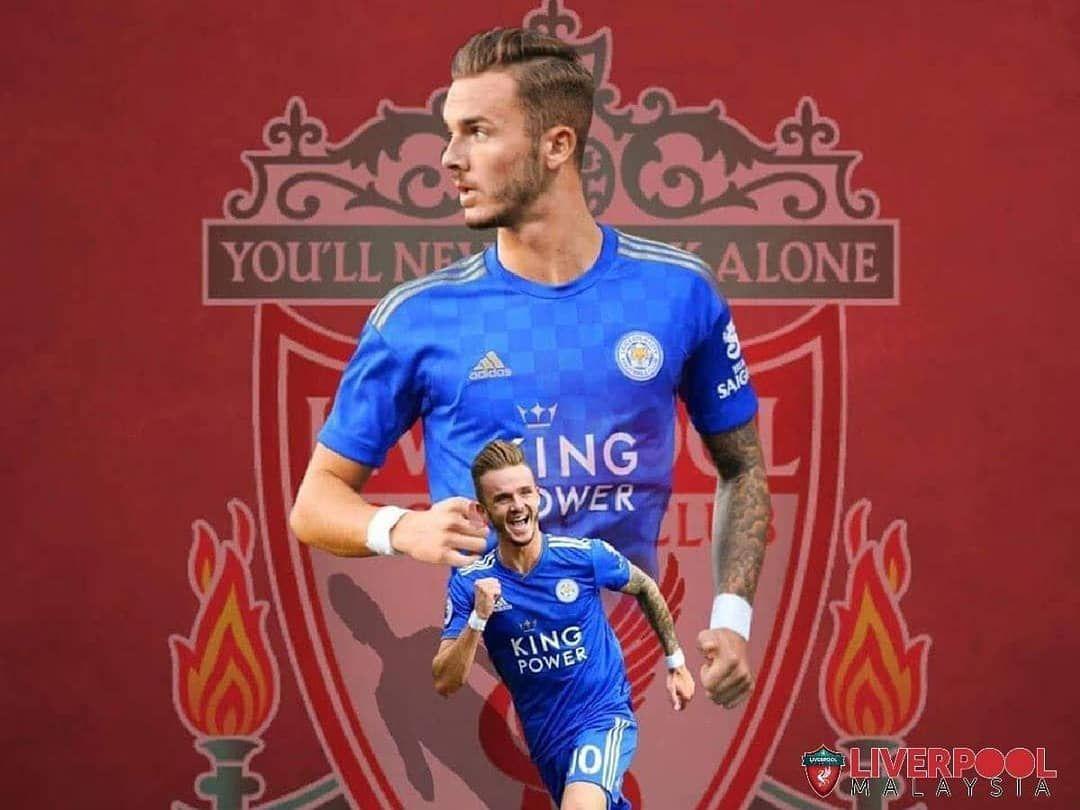 James Mad Ke Man Utd Pemain Berstatus Bintang Leicester City James Maddison Disarankan Tidak Menyertai Manchester Unit Liverpool Mens Tops Mens Tshirts