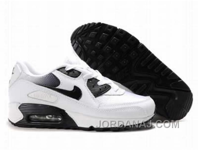 e3c0ba325208 http   www.asneakers4u.com  309299 062 Nike Air Max 90 Grey Black Red  D05079