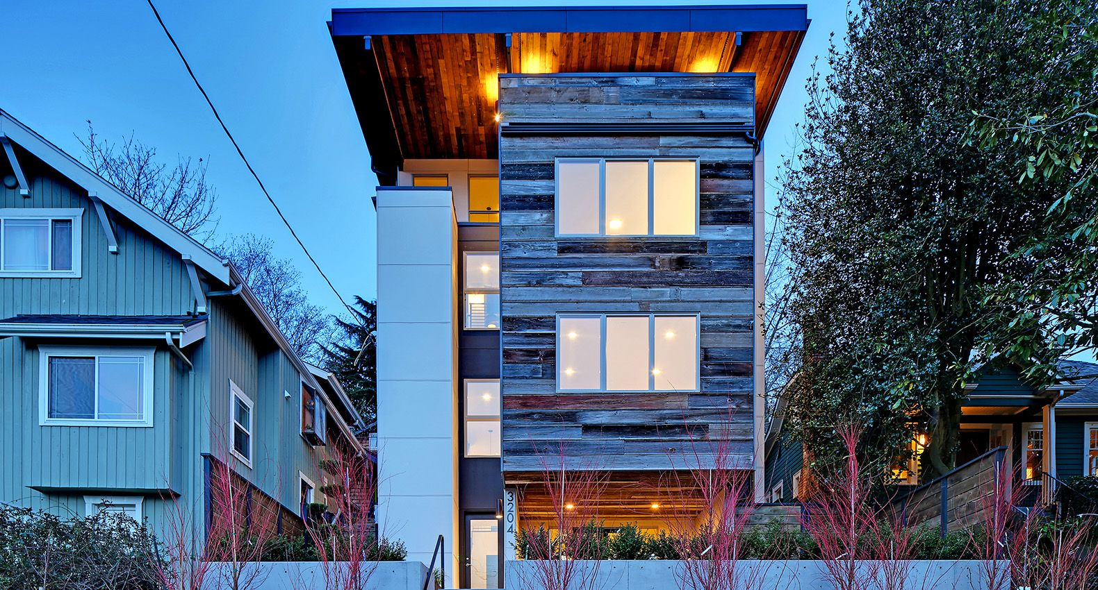 Dwell Development S Net Zero Home In Seattle Is Packed With
