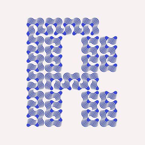 36daysoftype / Outtakes R . . . #36daysoftype #36daysoftype03 #36days #type…