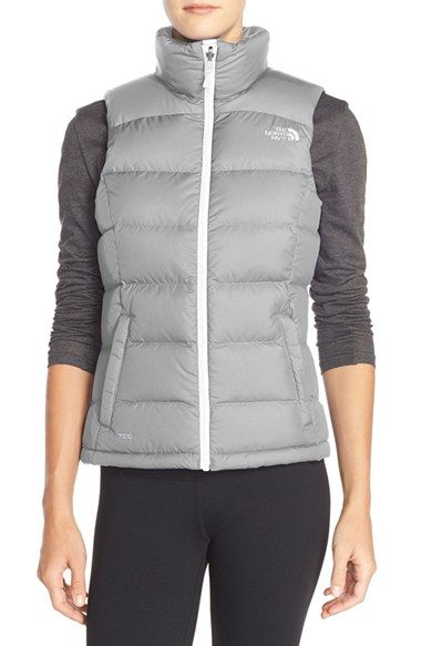 3032948bae7f The North Face  Nuptse  Quilted Down Vest available at  Nordstrom ...
