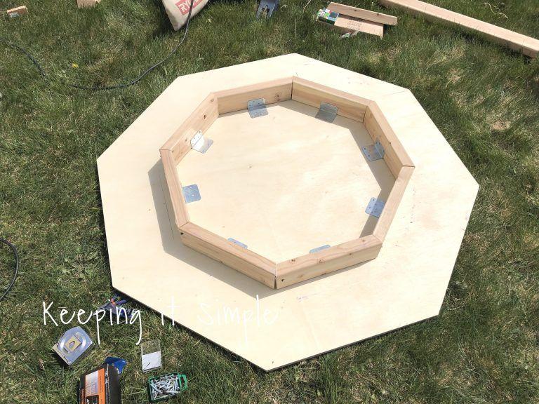 Backyard Ideas- DIY Fire Pit Cover   Diy fire pit, Fire ...