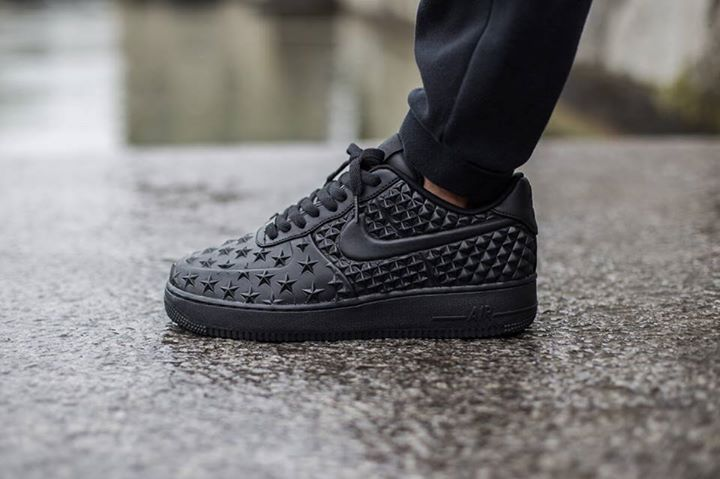 nike air force black independence day