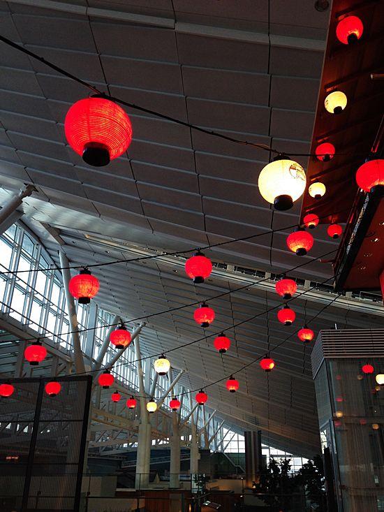 miniature* アイアンフェンス と羽田空港。 : natural色の生活~handmade家具