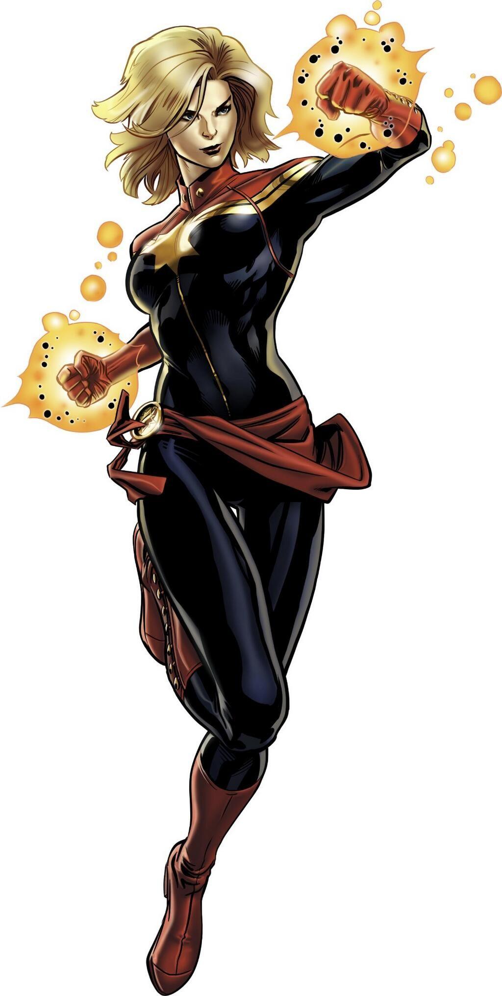 Carol Danvers: Captain Marvel