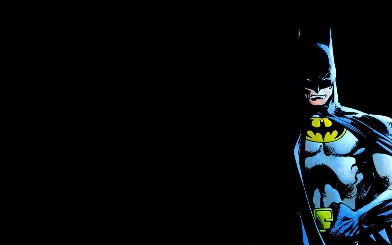 Photo Collection Batman Cartoon Characters Desktop