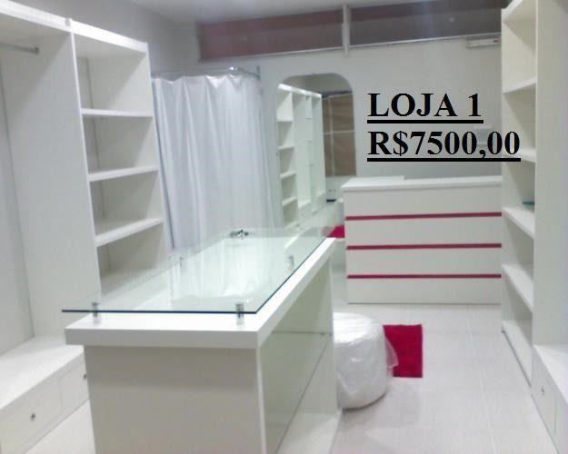 Moveis Para Loja De Roupas Calcados E Outros Em Mercado Libre Loja De Roupa Moveis Para Loja Loja De Design De Interiores