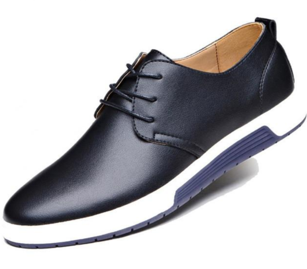 Casual leather shoes, Mens casual shoes
