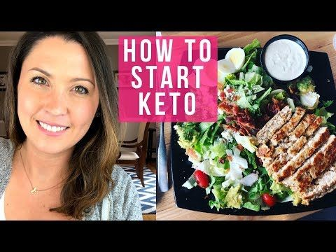 4 Easy Keto Diet Tips For Beginners #ketodietforbeginners