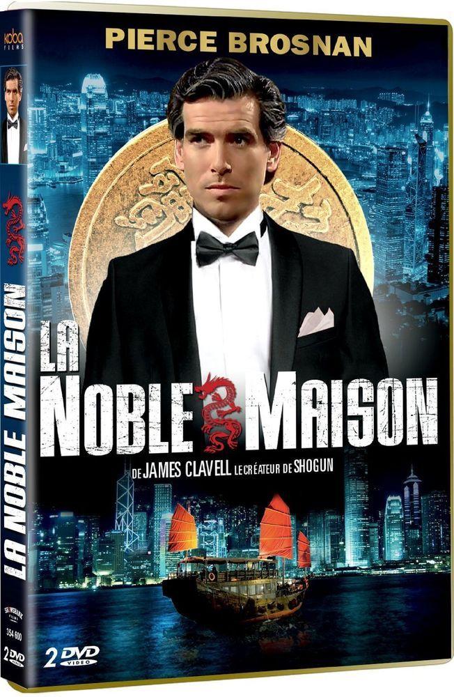 La Noble maison Pierce Brosnan   | SERIE TV | DVD - NEUF