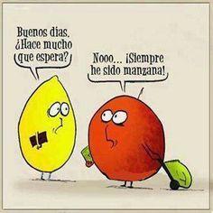 Buenos Dias Humor Chiste Spanish Humor Spanish Jokes Spanish