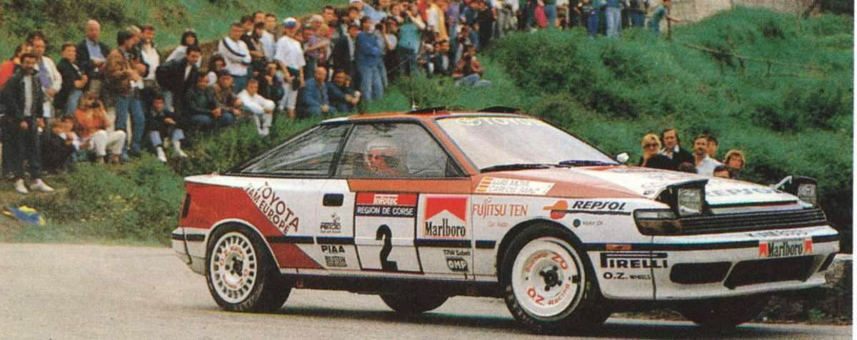 Toyota Celica GT-Four - WRC 1990 Carlos Sainz | FIA World ...