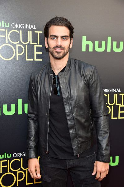 Nyle DiMarco in Hulu Original Series 'Difficult People' Premieres in