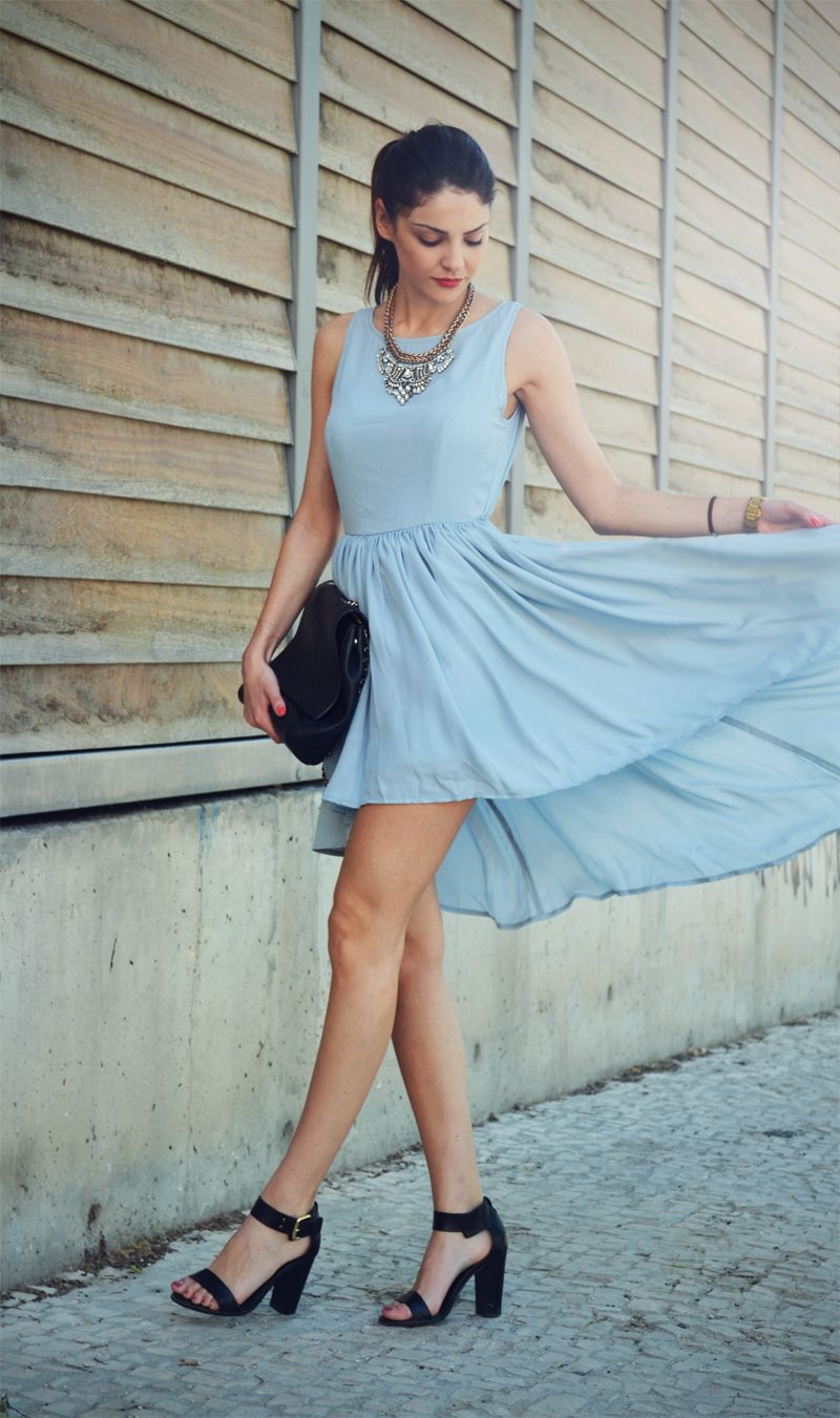 wedding guest dress   Women   Pinterest   Cinderella outfit, Latest ...