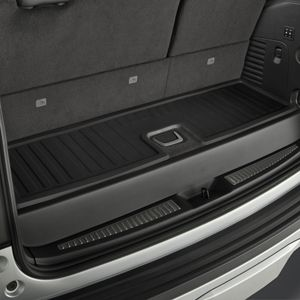 Chevy Tahoe Floor Mat Cargo Area At Partscheap Com Chevrolet