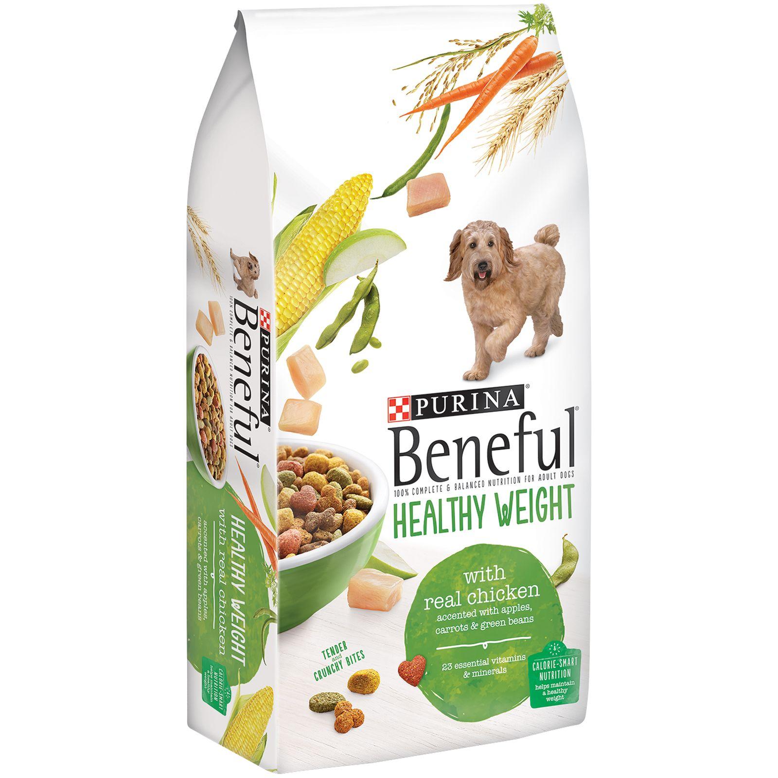 Beneful Healthy Weight Dog Food 31 1 Lb Bag