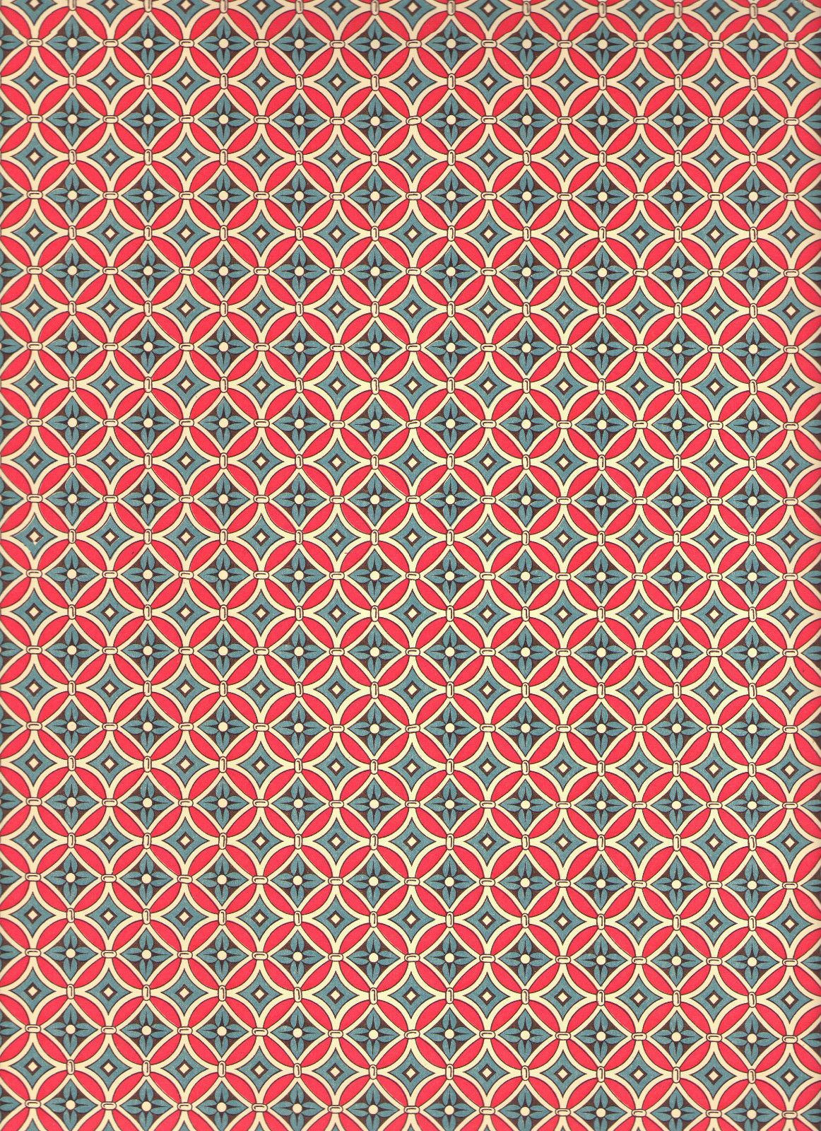 Carta Varese Überzugspapier Italienisches Buntpapier 50 x 70 cm blau