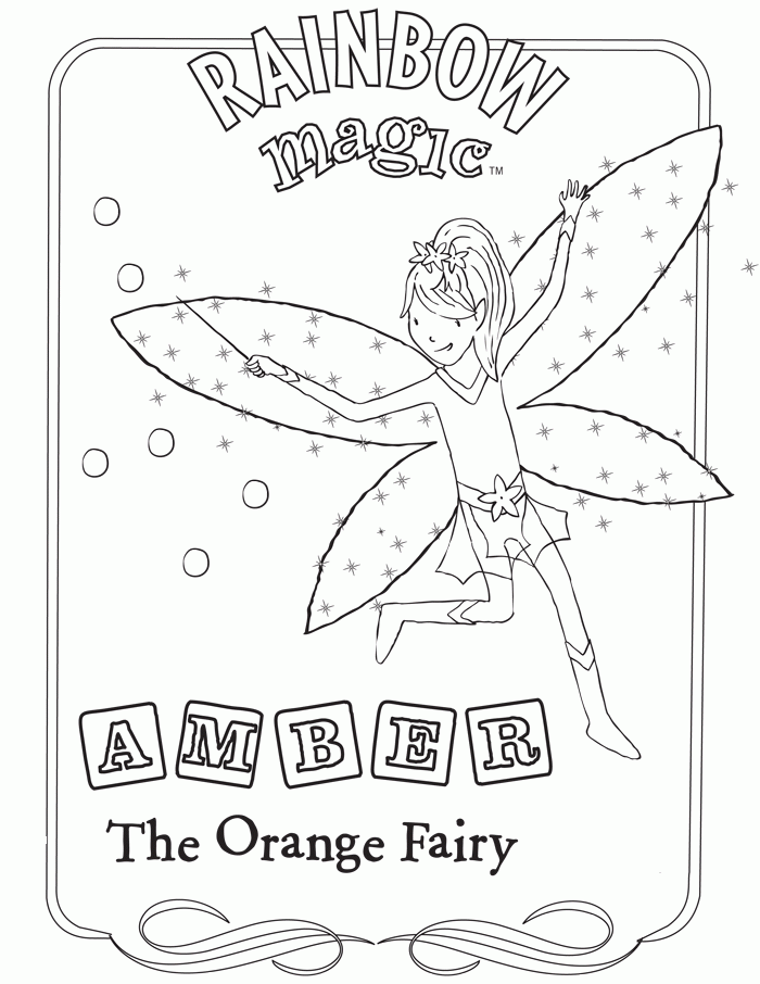 Download Or Print This Amazing Coloring Page Magic Of The Rainbow Colouring Pages Page 2 Rainbow Magic Coloring Pages Colouring Pages