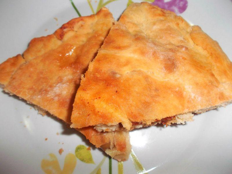 How to prepare Calabrian Pizza. Recipe in the kitchen