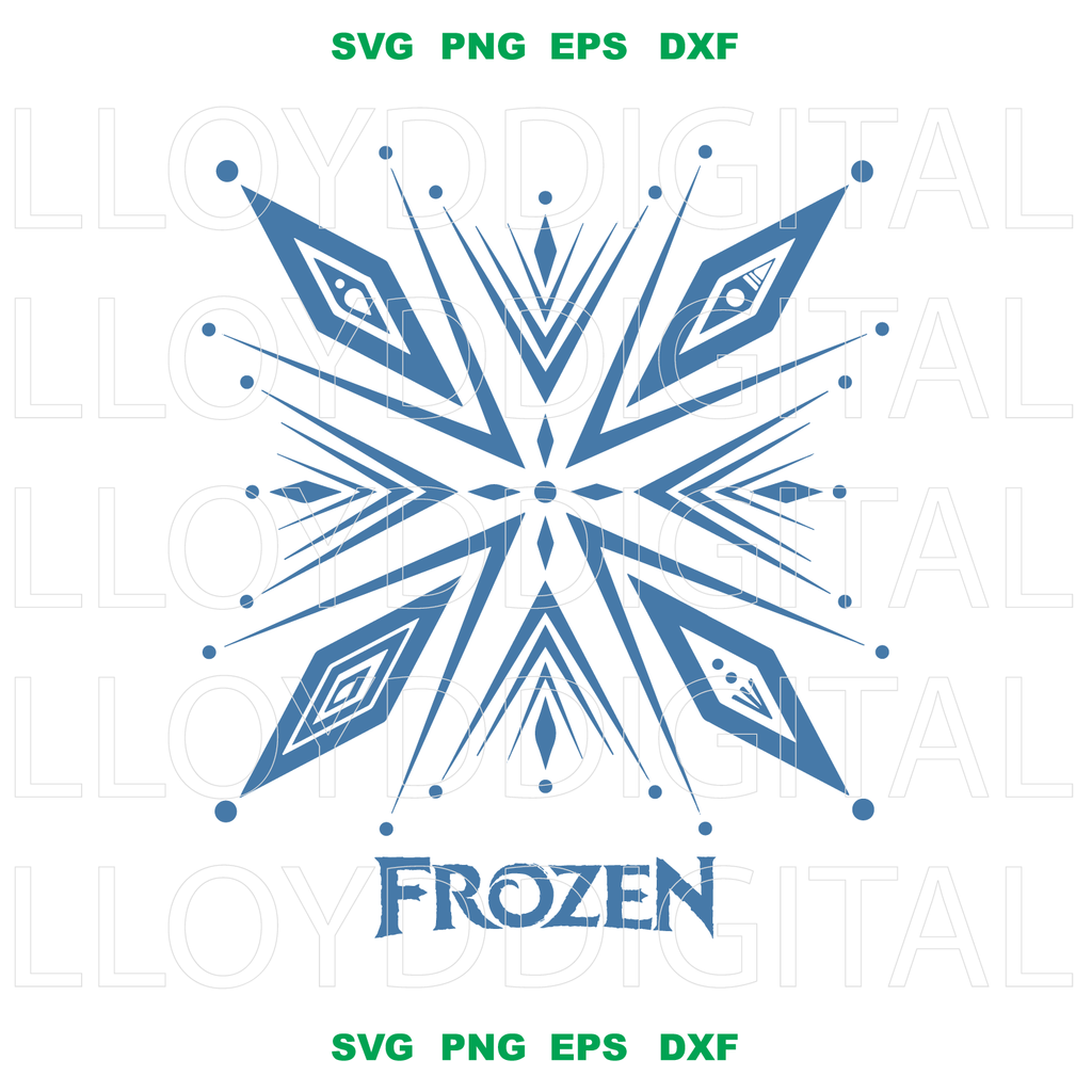 Pin On Frozen Svg
