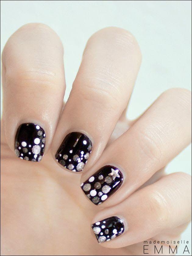 Ideas en manicuras de art nails para Navidad | Tu belleza, Es facil ...