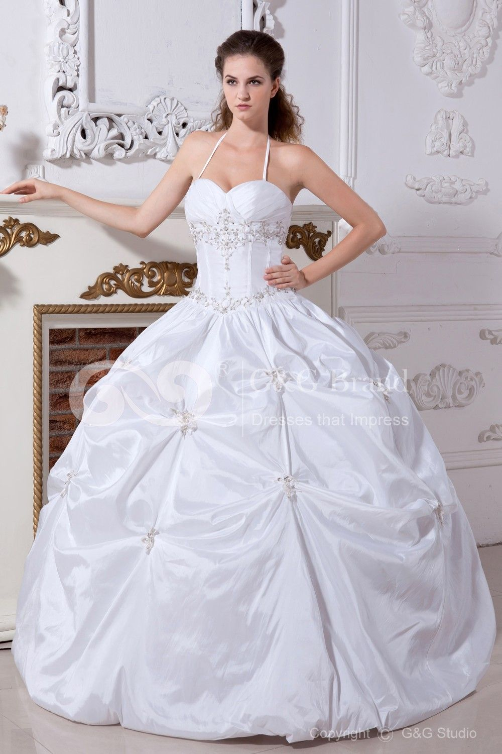 White wedding dresses for indian brides for sale