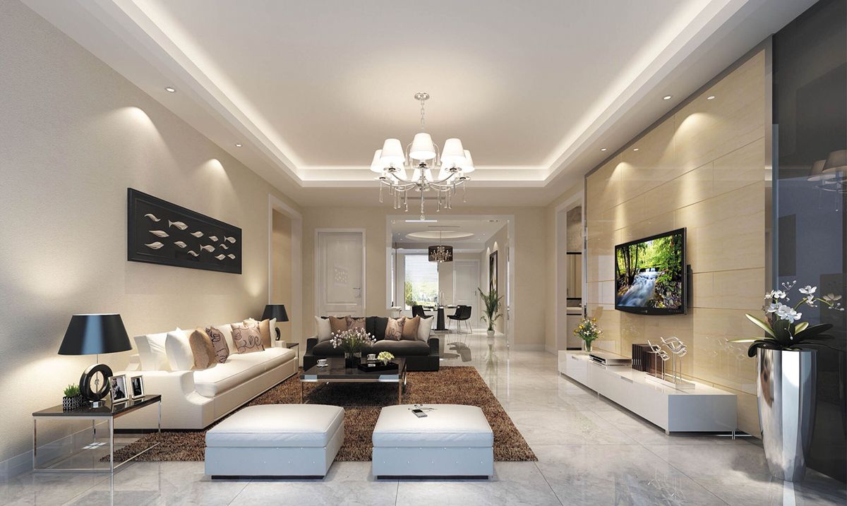 11 Modern Living Room Ideas With Artistic Chinese Influence Living Room Modern Smart Living Room Livingroom Layout Good looking drawing room