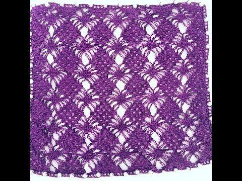 Crochet Pattern - Cable Crochet Stitch - Tunisian Crochet - YouTube ...