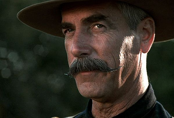 sam elliott and nick offerman