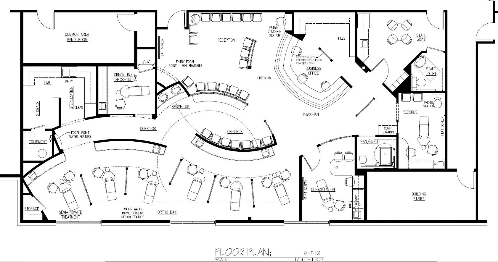 0368f9a6705212fc259d52cf40c27b6f Jpg 1682 886 Office Layout Plan Office Floor Plan Interior Design Gallery
