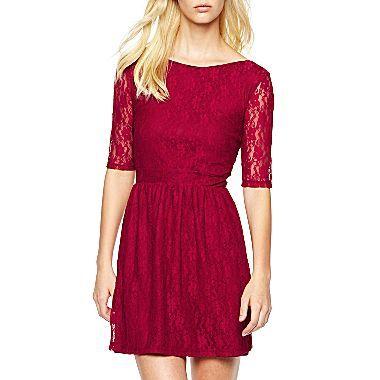 OlsenboyeR Lace Dress