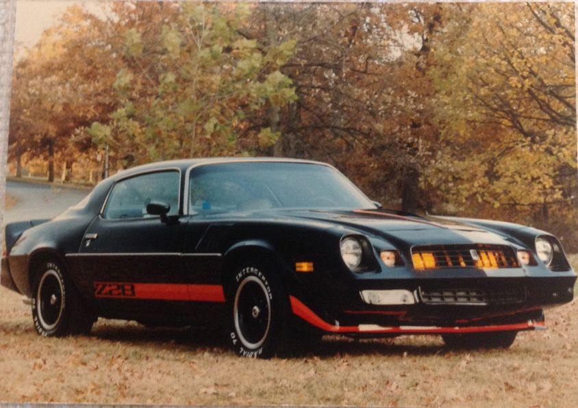 Muscle Cars - Amazing Life Story of a 1979 Z28 still going strong!