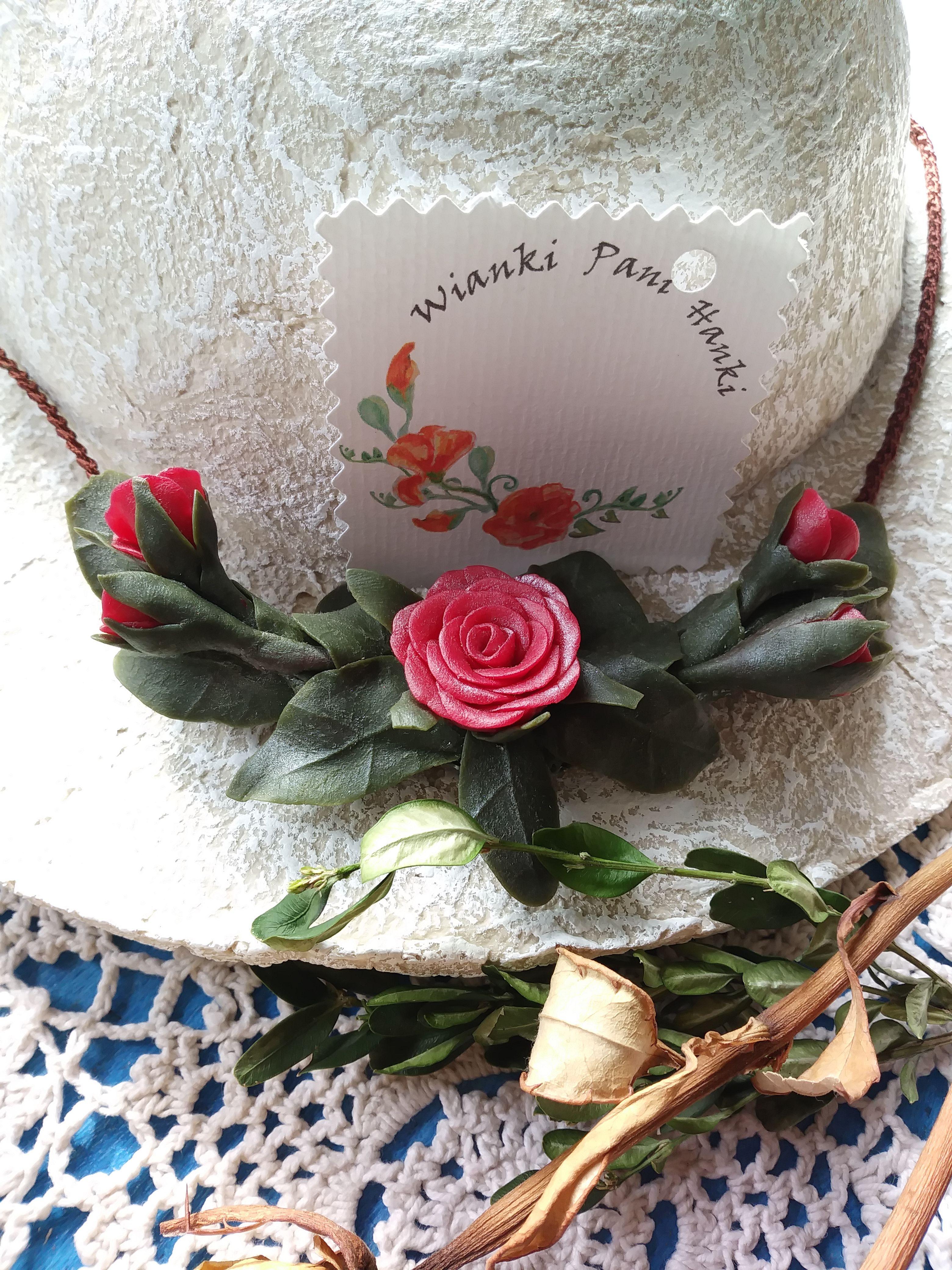 Necklace Naszyjnik Cold Porcelain Zimna Porcelana Cold Porcelain Facebook Sign Up Porcelain