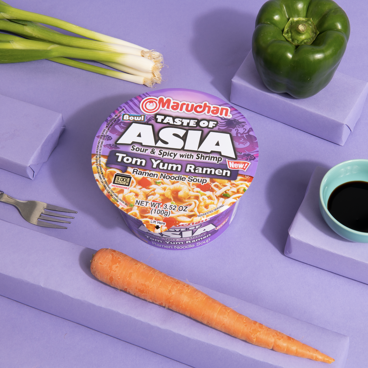 The What would you add to your Taste of Asia bowl? ????  Ramen