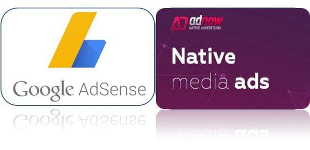 Adnow Native Advertisement Ppc Alternatif Google Adsense Terbaik