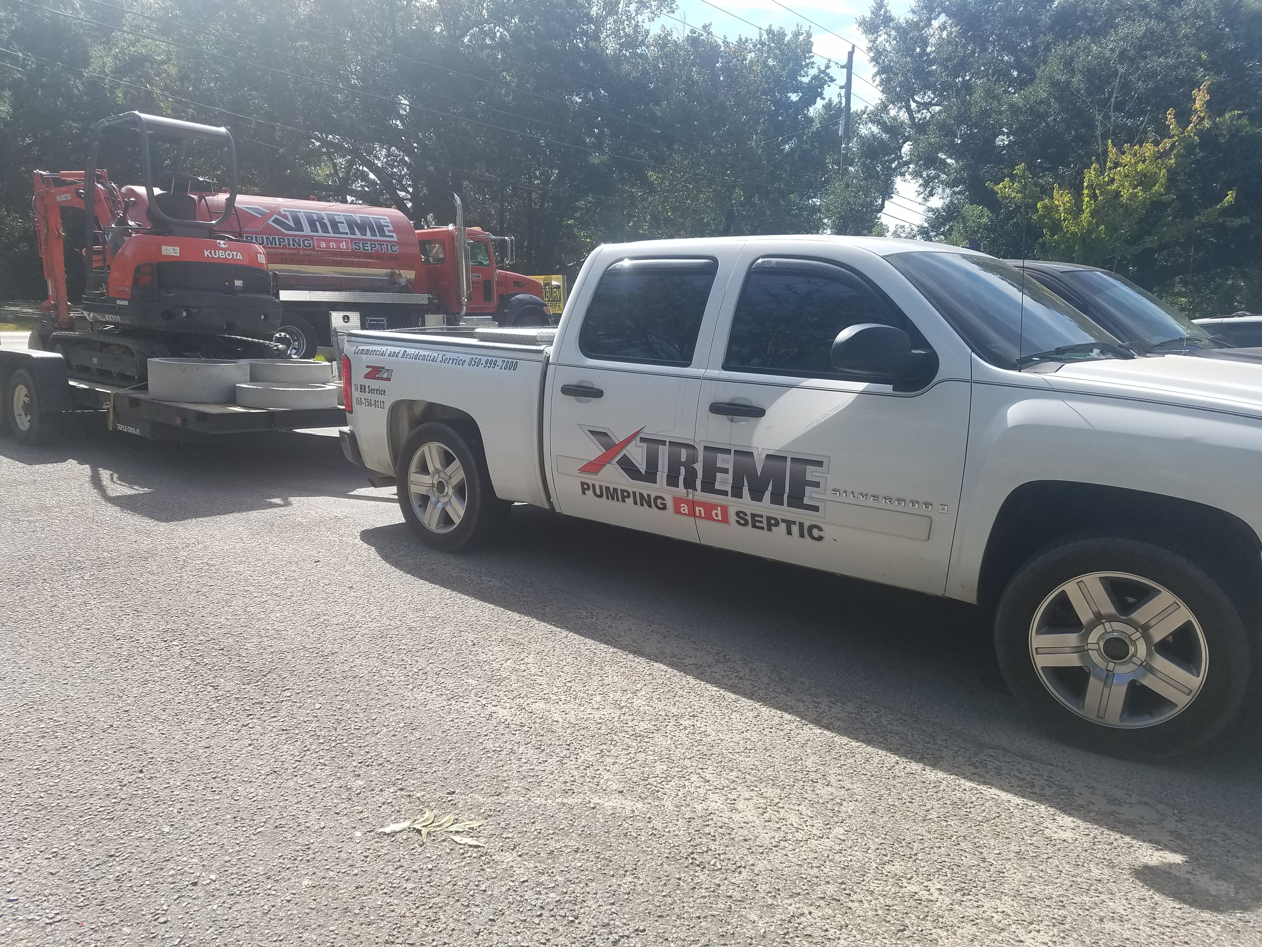 XTREME PUMPING and SEPTIC, 24/7 service, Located in Florida