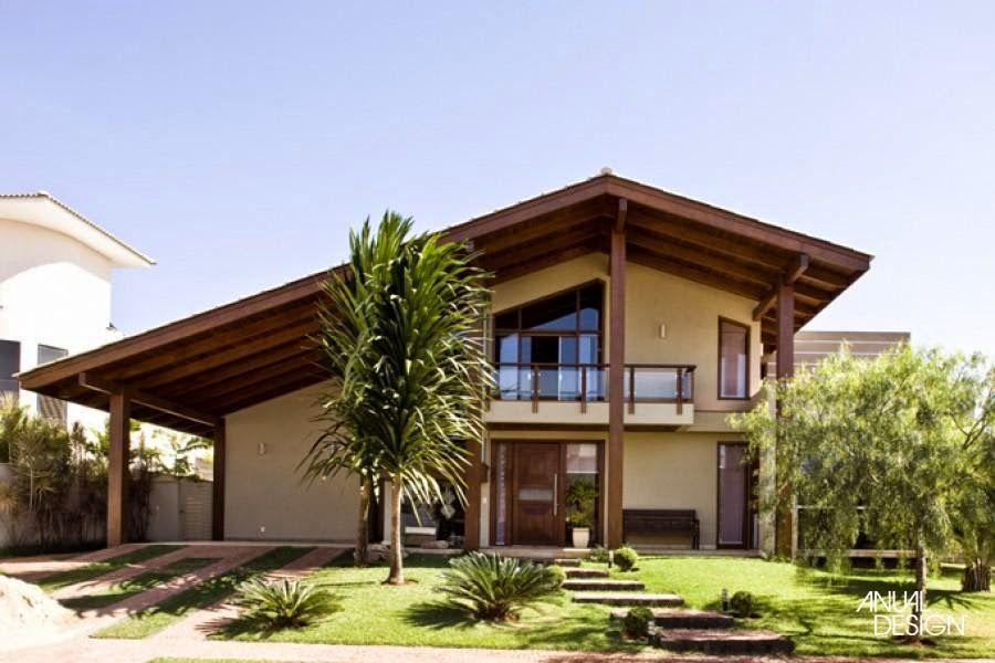 Well-known Resultado de imagem para casa duas aguas | Arquitetura | Pinterest  YM16