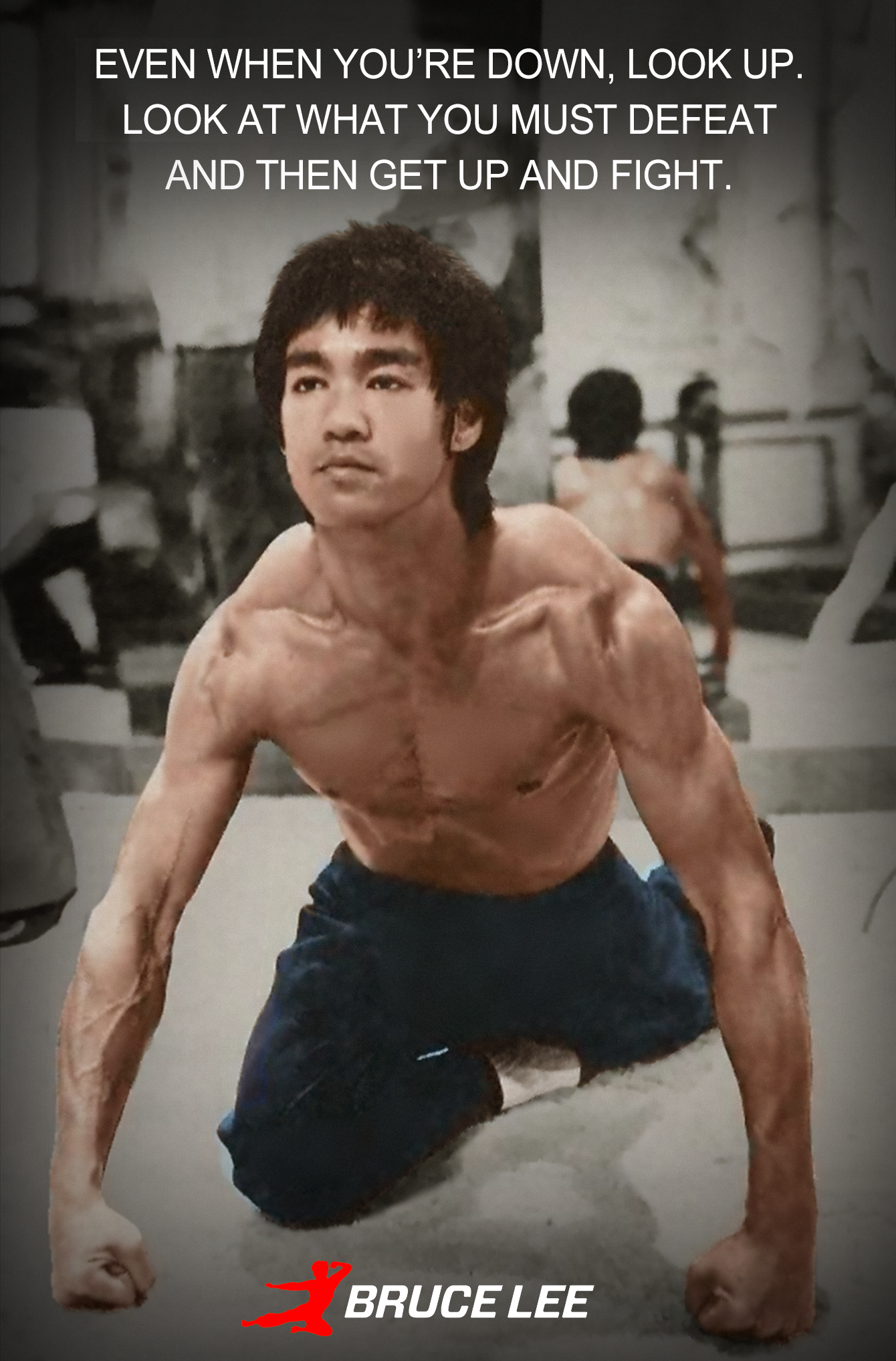 The Legendary Bruce Lee Bruce Lee Quotes Bruce Lee Martial Arts Quotes
