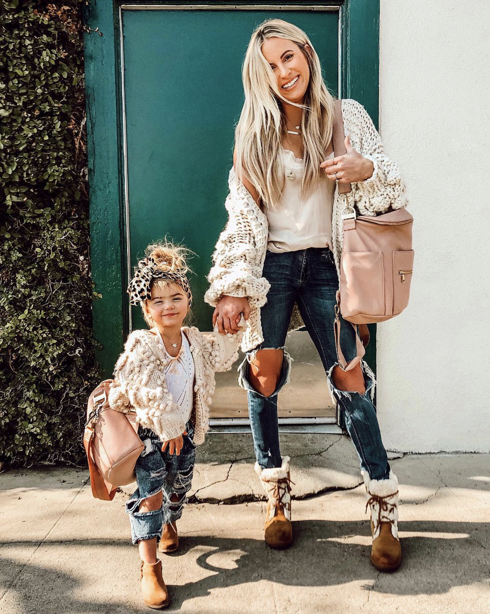 VICI + @krista.horton  Mommy daughter outfits, Mom daughter