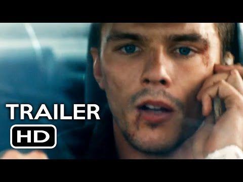 (34) Collide Official Trailer #2 (2017) Nicholas Hoult, Anthony Hopkins