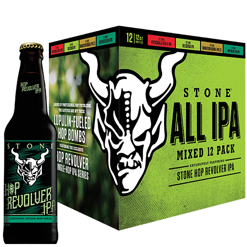 Stone Hop Revolver IPA   Brew (Ha-Ha)   Craft beer, Ipa, Beer