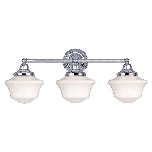 Best Bathroom Light Fixtures Schoolhouse Bathroom Light With
