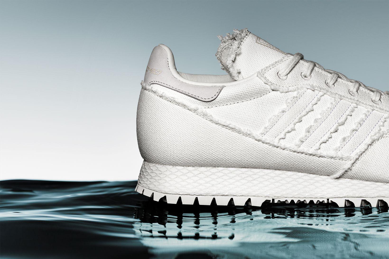 Daniel Arsham's adidas Originals New York's Collaboration