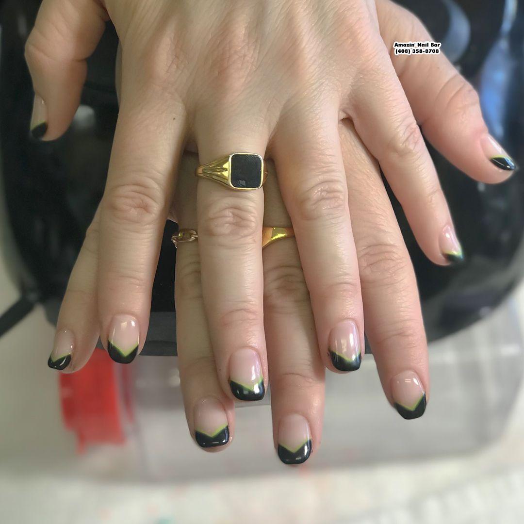 🌹Bring the party to your nails with the latest big trend. ✯ ✯ ✯ ✯ ✯  Amazin' Nail Bar 🏤 15495 Los Gatos Blvd ste b, Los Gatos, CA 95032 ☎️ (408) 358-8708 #nails #longnails #shortnails #manicure #pedicure #nailfullset #nailFills #nailsalon #mani #NailRepair #NailRemove #GelManicure #nailsdesign #nailsdesigns #AcrylicNails #amazinnailbar #losgatos #california95032 #nailsaloncalifornia #naillosgatos
