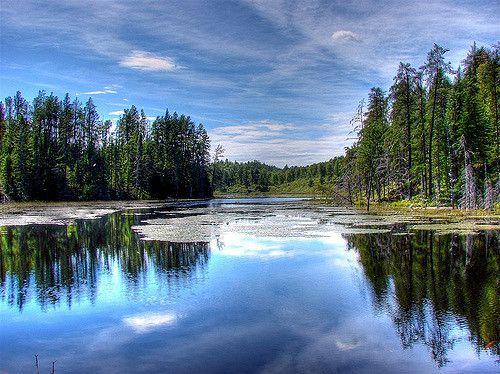 https://flic.kr/p/6TnCBp | Wilderness Reflections