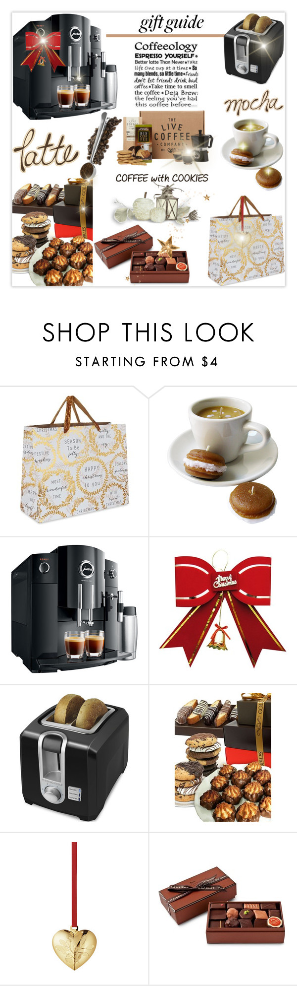 """""""Coffee loving Best Sister Friend"""" by mood-chic ❤ liked on Polyvore featuring interior, interiors, interior design, home, home decor, interior decorating, Deva Designs, Jura, Black & Decker and Golden Edibles"""