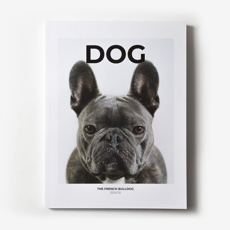 Dog Magazine Issue 5 The French Bulldog Collectable