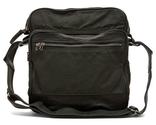 Yohji Yamamoto Camera Bag