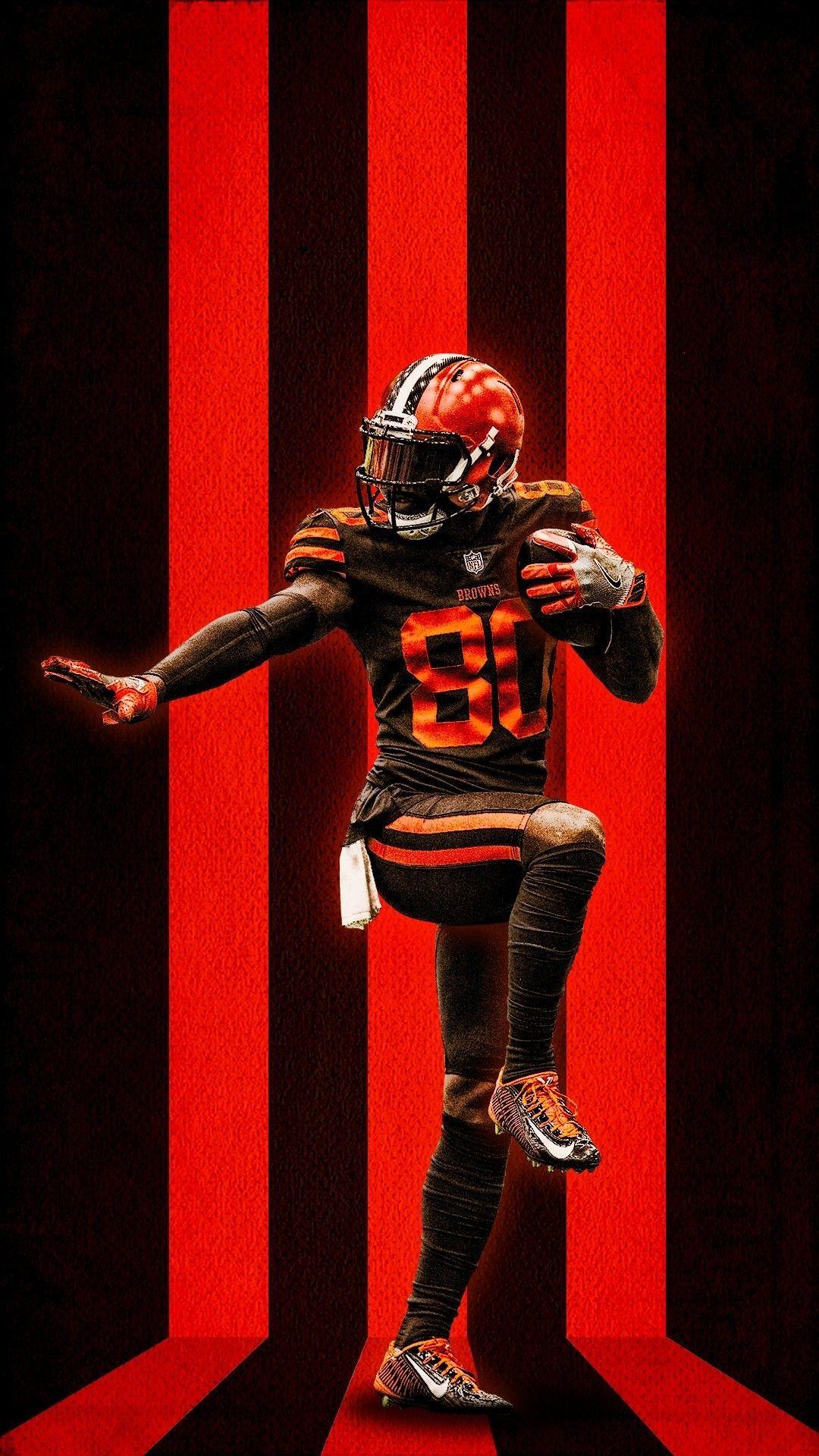 Color Rush Nfl Wallpaper Hd Color Rush Nfl Cleveland Browns Wallpaper Cleveland Browns Football
